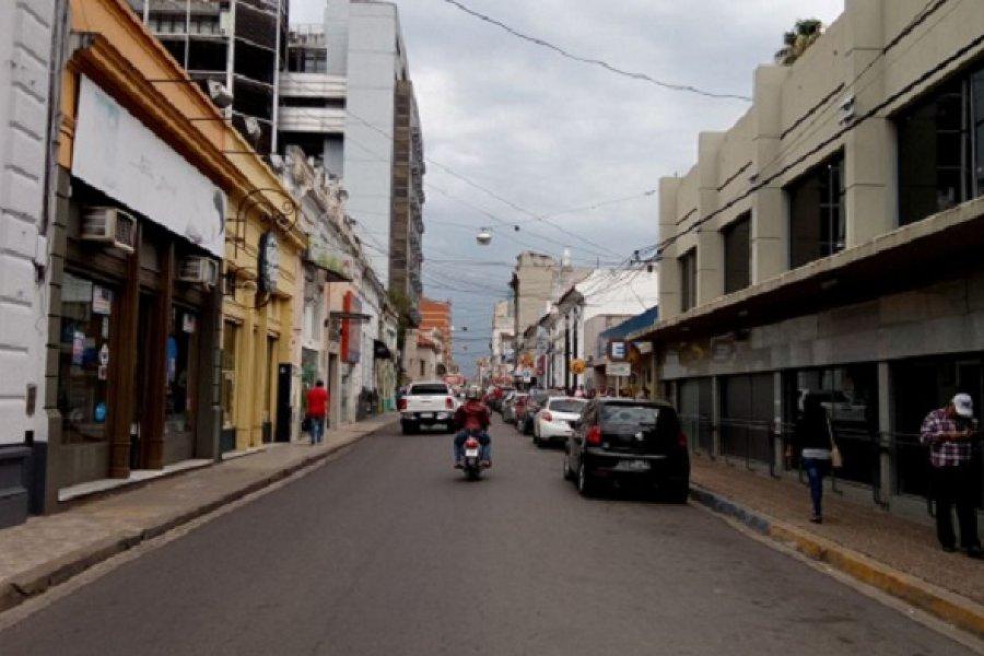 Jornada inestable, con máxima de 35 grados en Corrientes