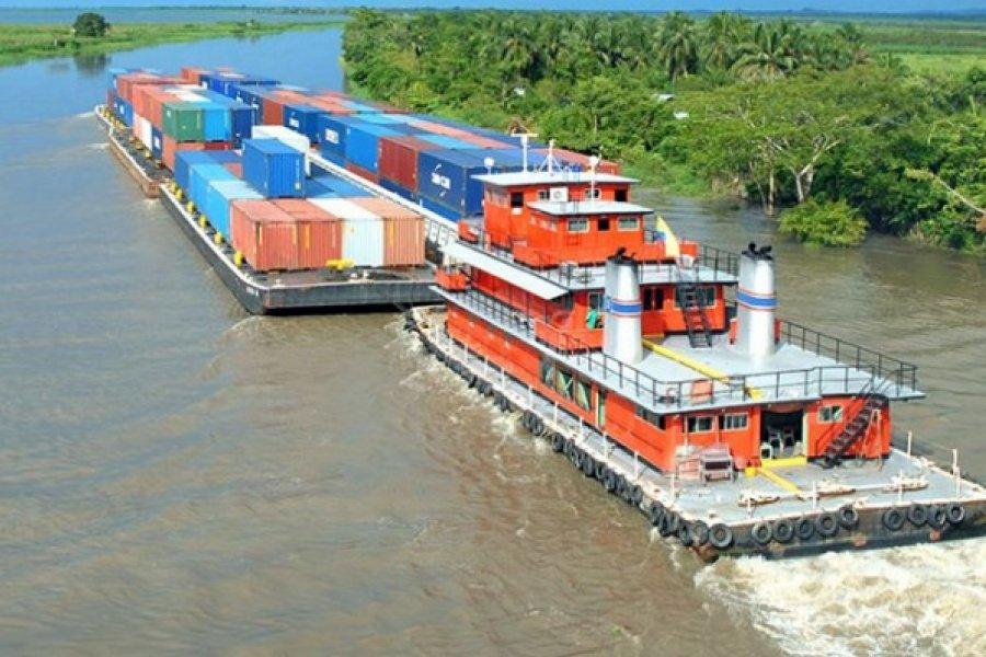 Hidrovía: Licitarán pliego de concesión en dos tramos