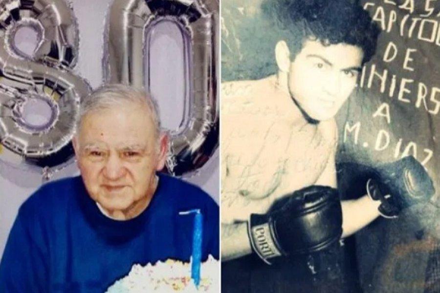 Cachito, campeón de Corrientes cumplió en Merlo sus 80 años rodeado de amor