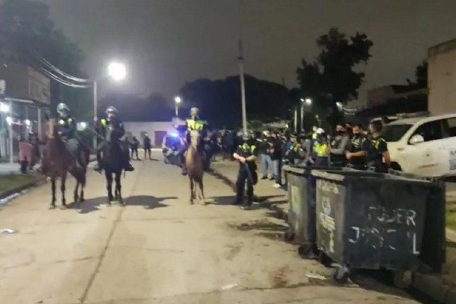 Crimen de Abigail Riquel: Vecinos intentaron quemar el cuerpo del sospechoso
