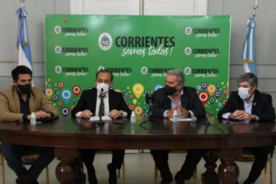 Corrientes: Suman 120 estudiantes de medicina al call center de Covid