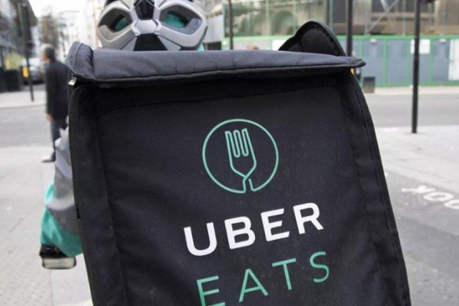 Uber retira de la Argentina su servicio de delivery de comidas