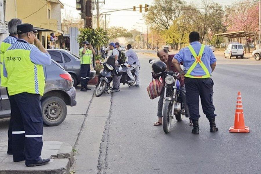 Coronavirus: Aislaron a 12 trabajadores de Tránsito