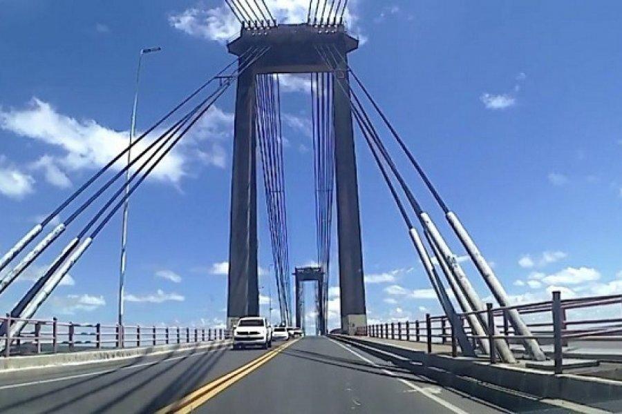 El dilema de cruzar el puente: Piden el cese de la tasa Covid-19