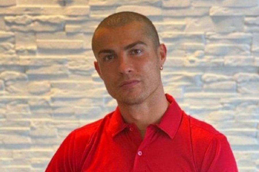 Covid: Cristiano Ronaldo volvió a dar positivo