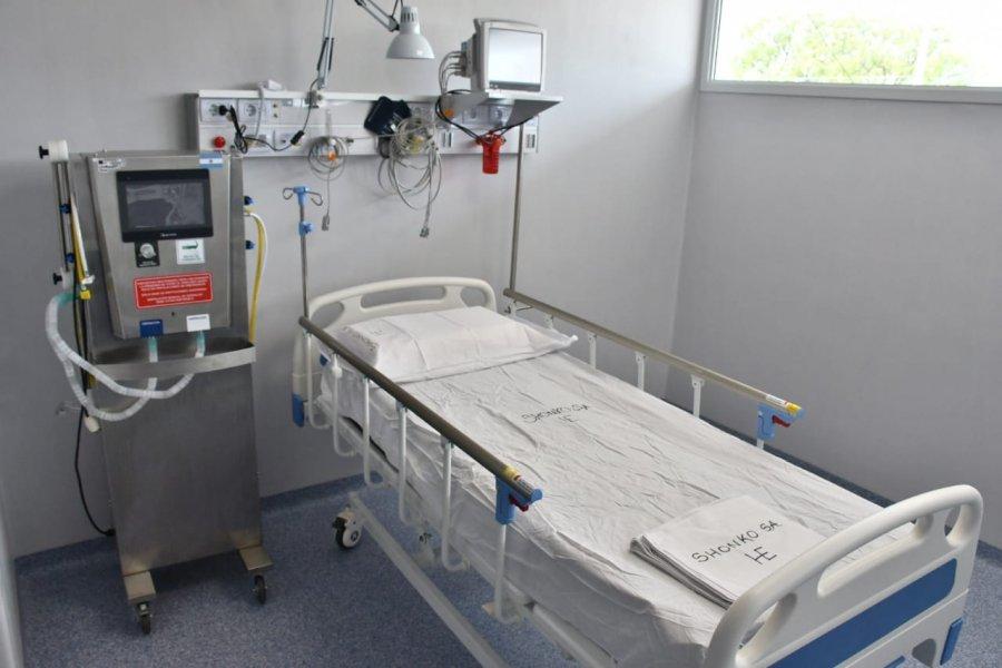 Inauguraron la Unidad de Terapia Intensiva del Hospital Escuela