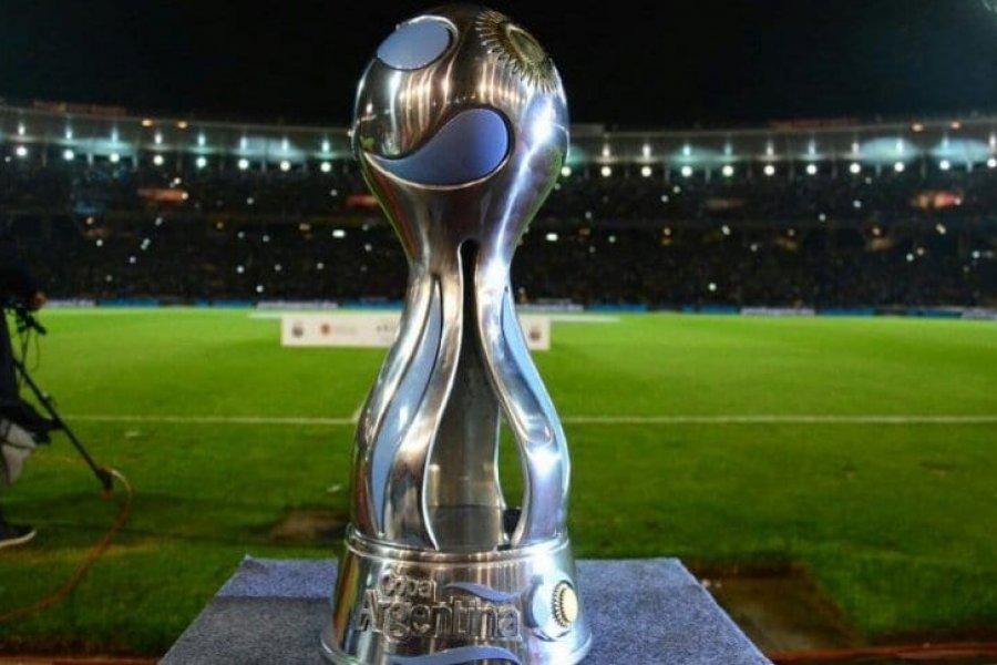 La Copa Argentina avanza hacia el regreso: así se jugaría