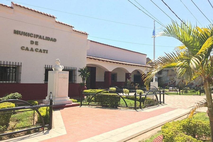 Dio positivo el auditor de la Municipalidad de Caá Catí y realizarán hisopados