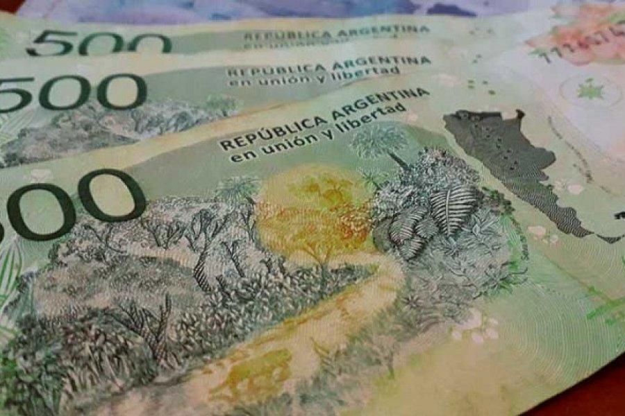Arranca el pago del plus de $1000 para municipales