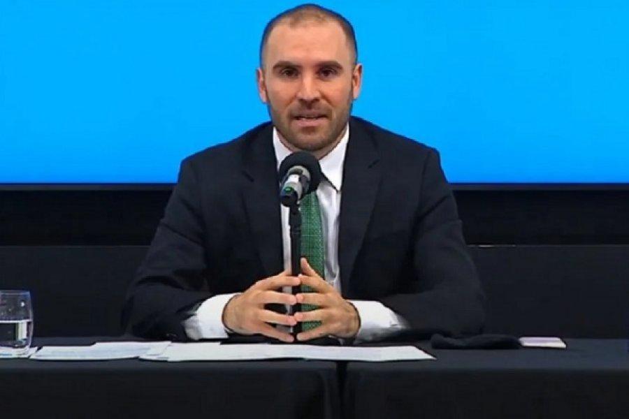 Martín Guzmán: El dólar ahorro no se prohibió, se encareció