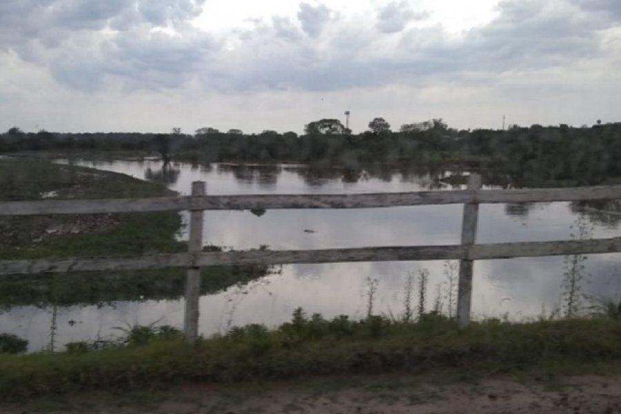 Lluvia en Mercedes: Cayeron más de 120 mm de agua