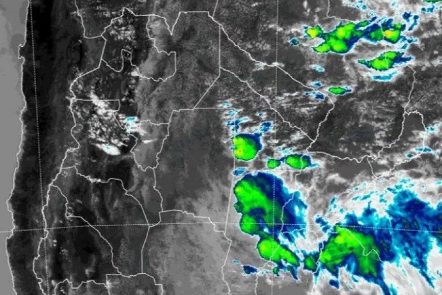 Hay alerta por tormentas fuertes para Corrientes
