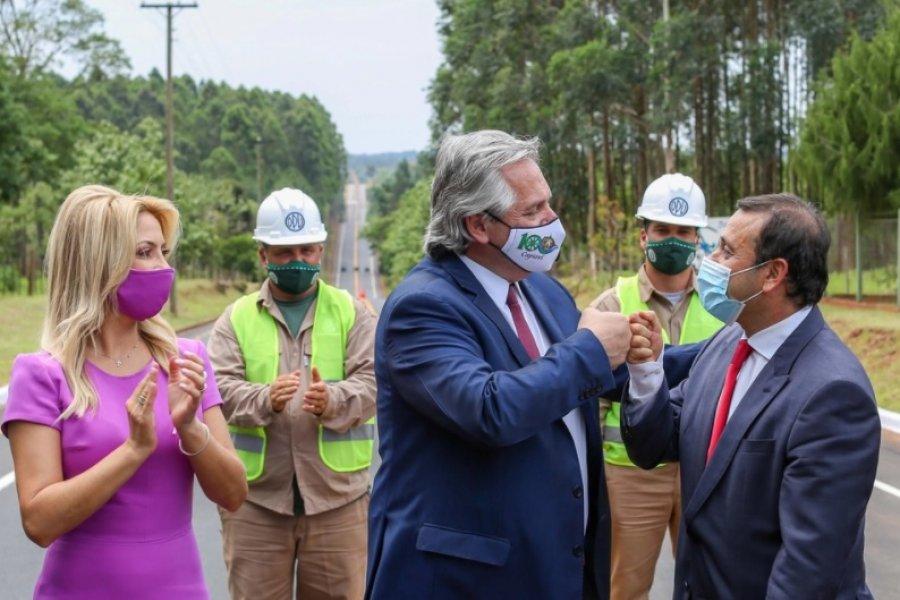 Alberto Fernández, entre los presidentes con mejor imagen en Latinoamérica