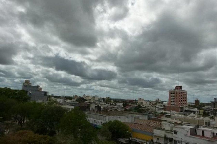 Fin de semana inestable en Corrientes