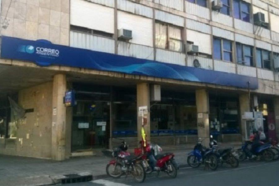 El Correo Argentino atenderá sólo en horario matutino