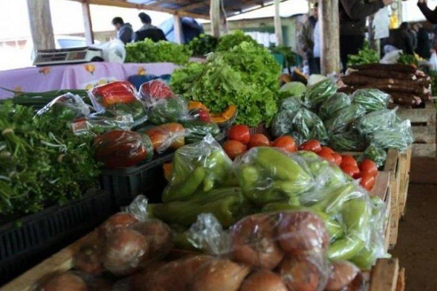 Las Ferias de la Ciudad inician su recorrido por los barrios San Gerónimo y Laguna Seca
