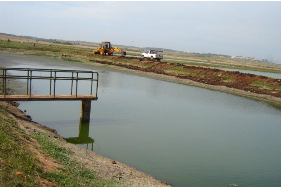 Virasoro: Dos menores murieron ahogadas en un reservorio de agua