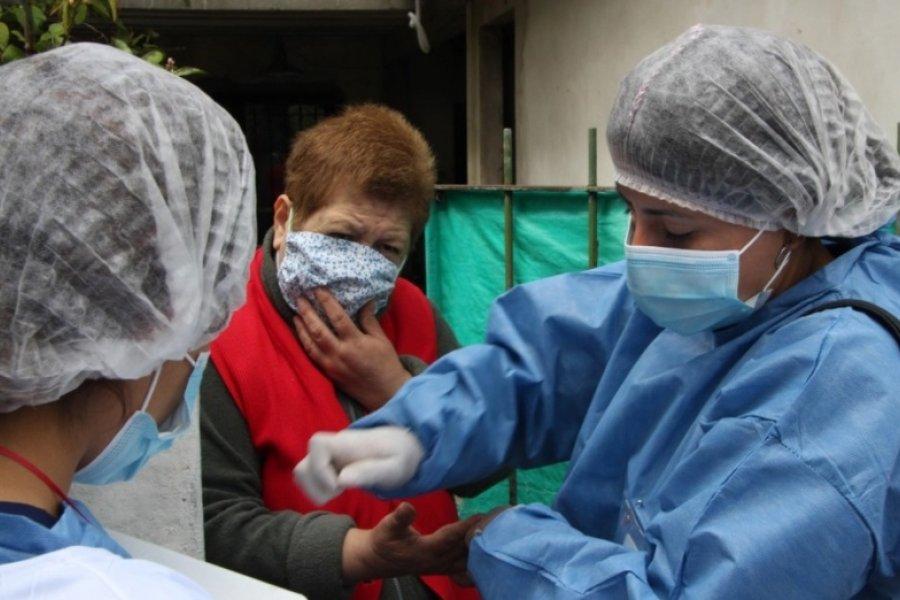 Se registraron 11.968 nuevos casos y 275 muertes Coronavirus en Argentina