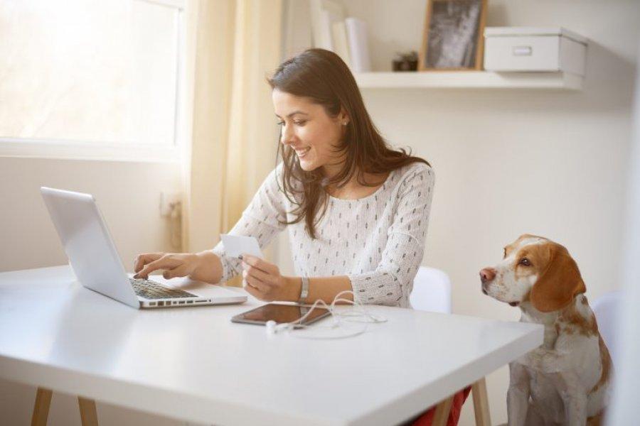 Cinco claves para trabajar desde casa