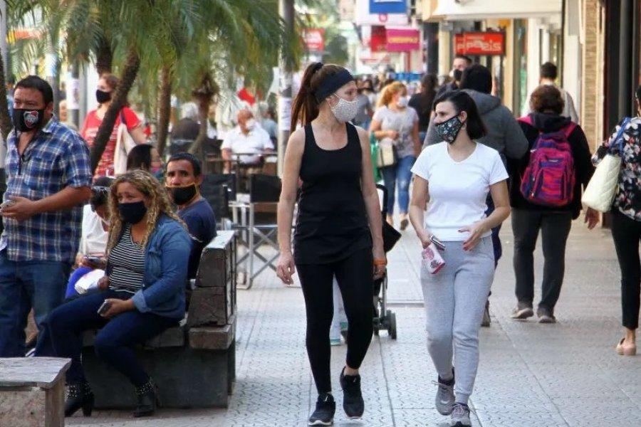 Corrientes acumula 44 muertos y 2474 casos de Coronavirus