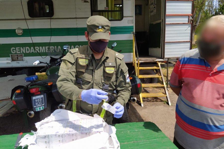 Decomisan 1.000 comprimidos de anabólicos extranjeros despachados en una encomienda