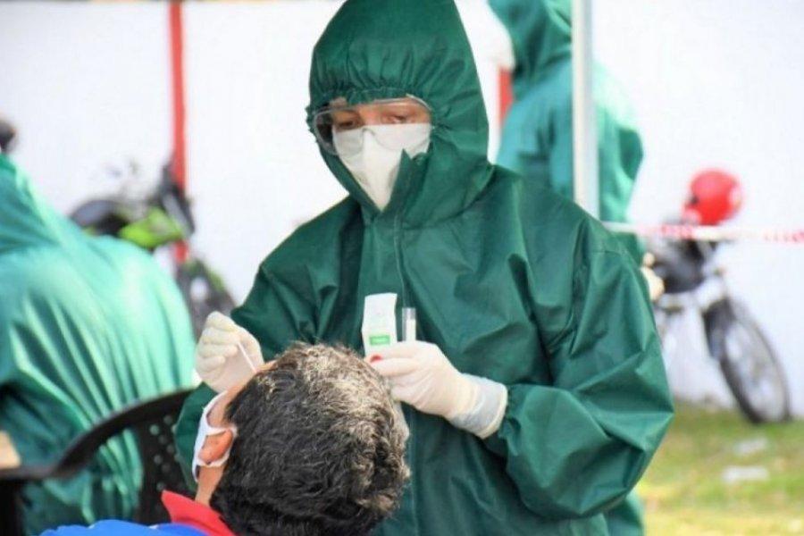 Corrientes sumó 100 nuevos casos de Coronavirus, 89 en Capital