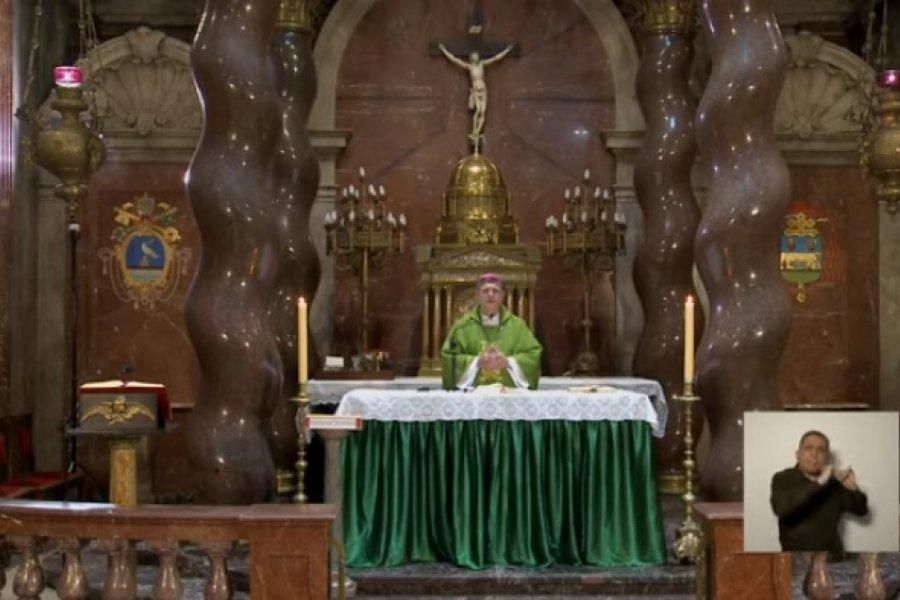 Santa Misa desde la Catedral de Buenos Aires