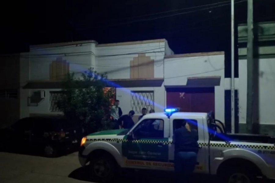 Más de 60 personas en una fiesta clandestina en Goya