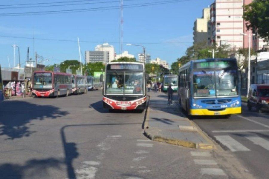 Tres casos de Coronavirus en choferes de trasporte urbano