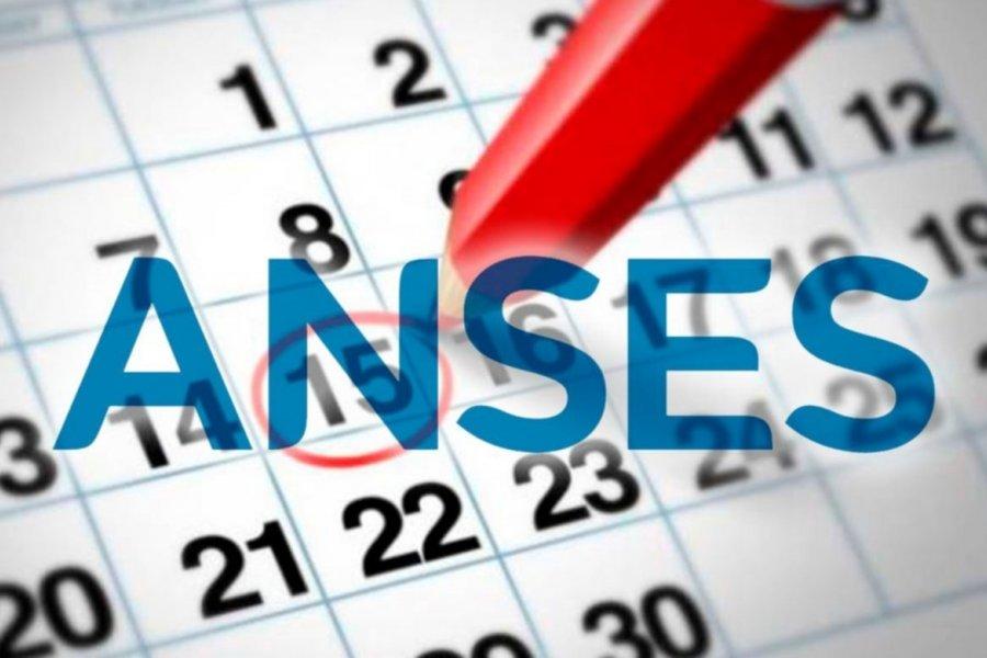 Cronograma de pagos de ANSES para este miércoles