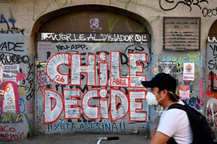 Chile votó por enterrar la Constitución de Pinochet
