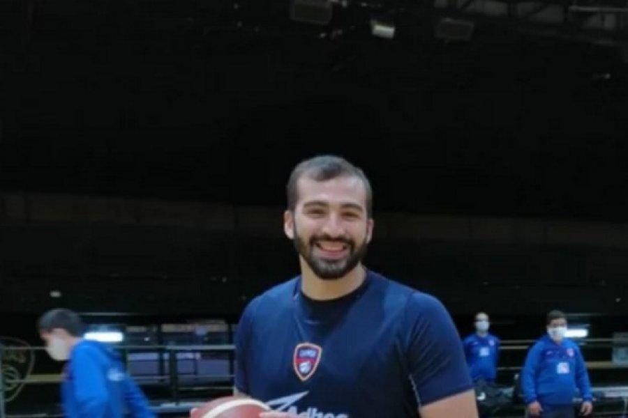 Fabián Ramírez Barrios apuesta a la defensa y a correr la cancha