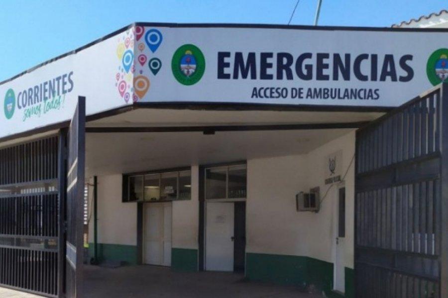 Fin de semana: La Emergencia del Hospital Escuela tuvo 28 ingresos