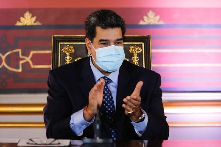 Nicolás Maduro anunció que Venezuela halló una medicina que aniquila al 100% el Covid-19