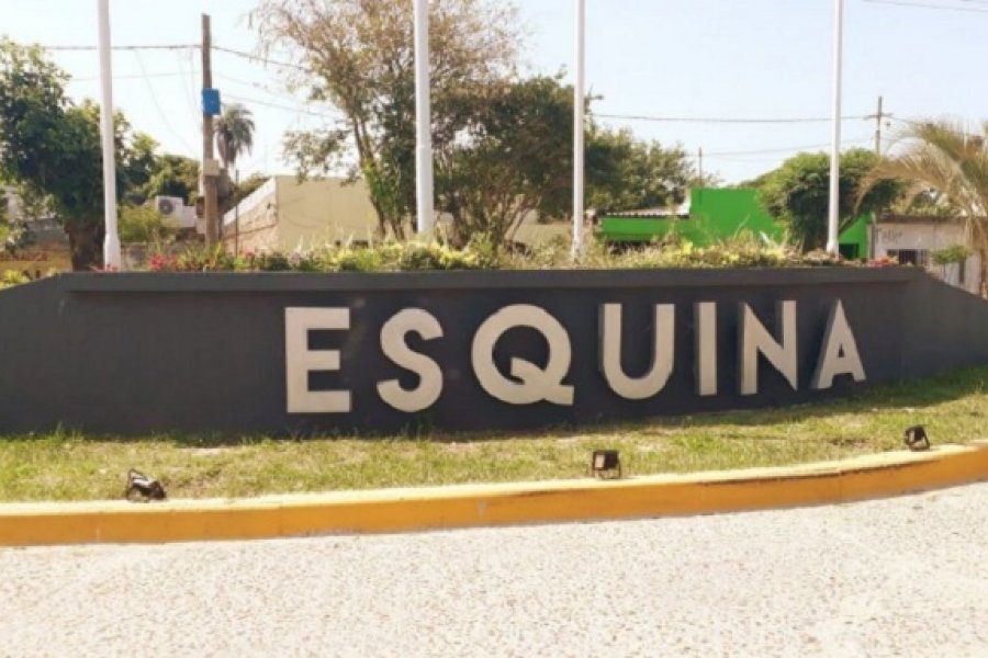 Esquina: Desbaratan fiesta clandestina de la sobrina del Intendente