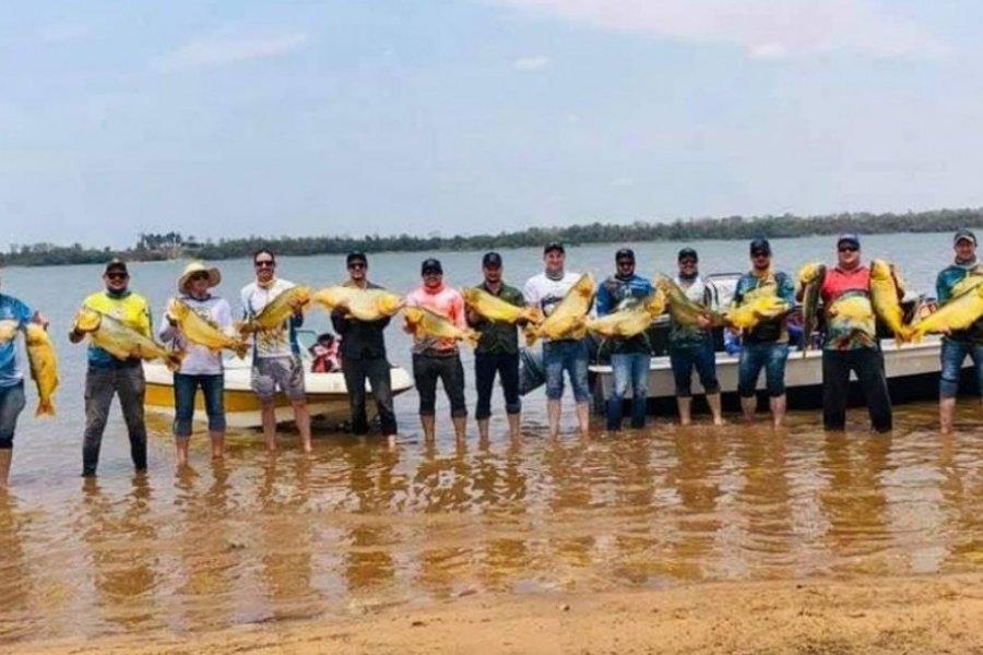 Repelen a tiros a paraguayos que pescaban en Corrientes