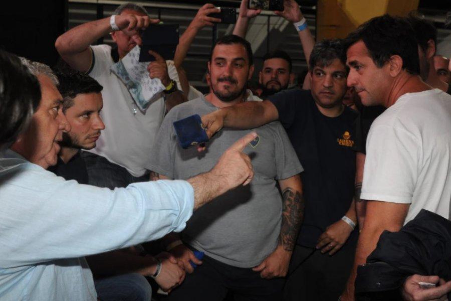 Boca: el oficialismo irá a la Justicia contra la gestión Angelici