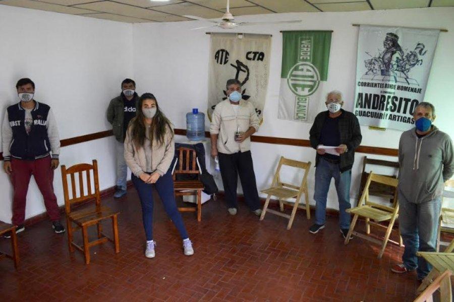 Covid: Central de trabajadores pide cierre total en organismos donde se detectend positivos