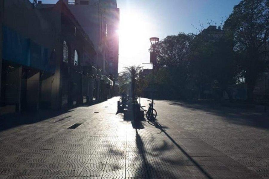 Cielo despejado: Se espera una máxima de 33 grados en Corrientes