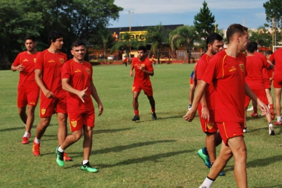 Boca Unidos suma trabajo y jugadores
