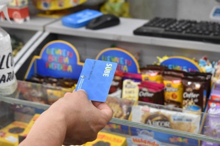 Capital: Sigue el plus en recargas de la tarjeta SUBE