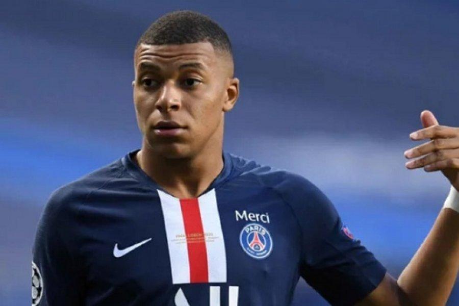 Kylian Mbappe rechazó una oferta del París Saint Germain para renovar su contrato