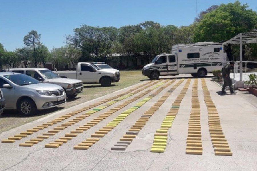 Buenos Aires – Corrientes: Detienen a cinco integrantes de una organización narco