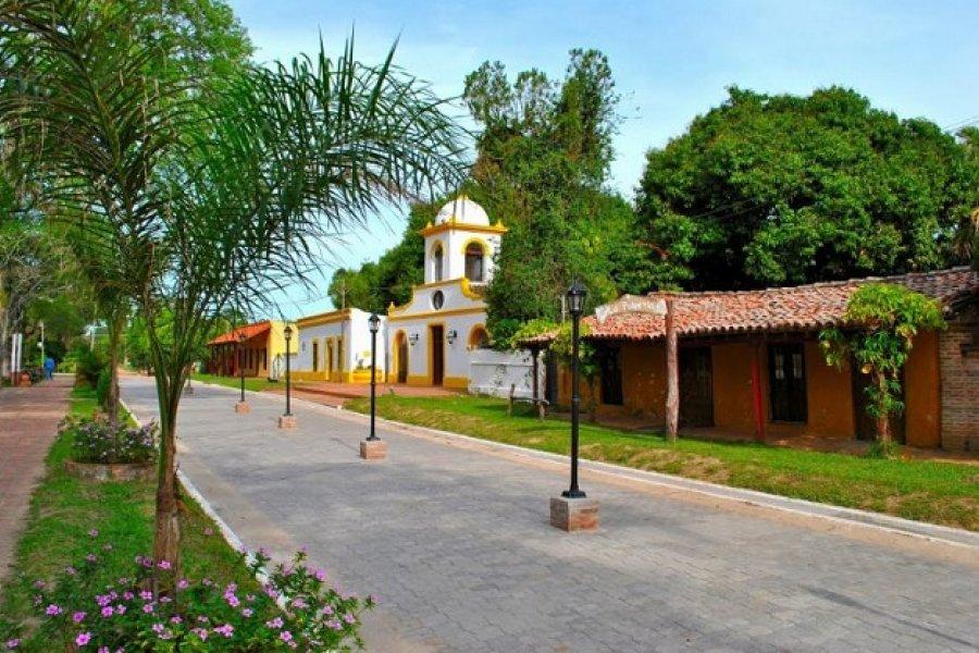 Santa Ana de los Guácaras se suma al turismo interno en Corrientes