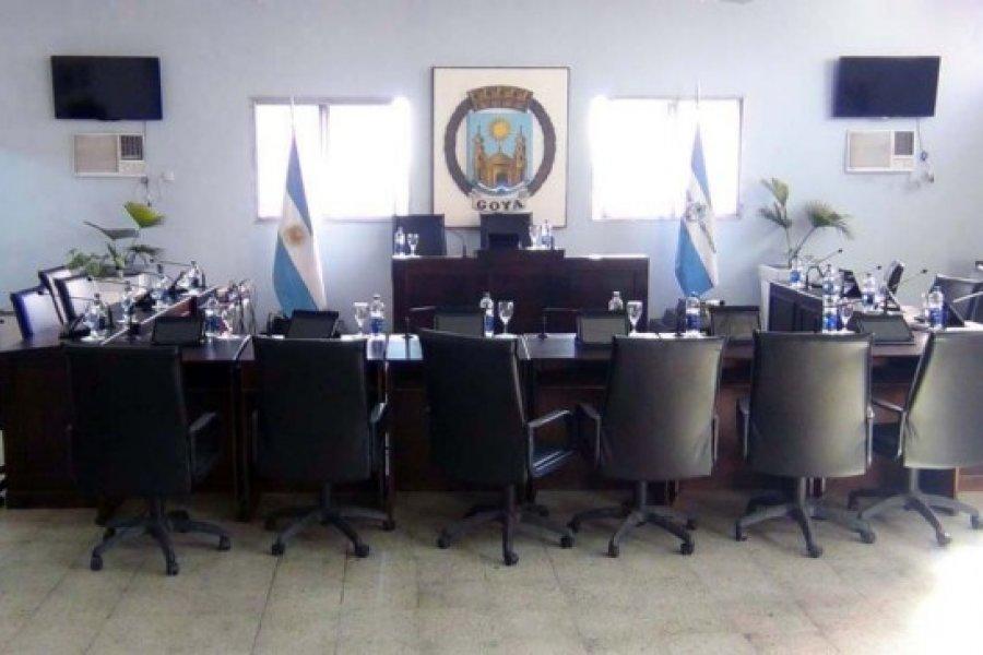 Una edil aislada en Goya pero el Concejo sesionó normalmente