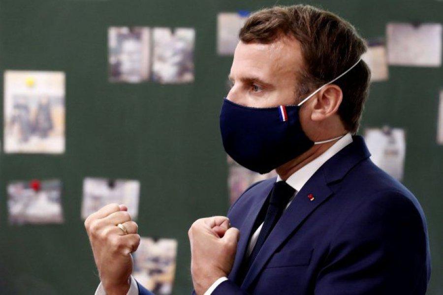 Francia decreta un nuevo confinamiento por un mes