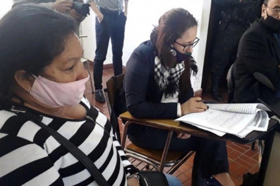 Condenada a 20 años de prisión por no haber impedido el abuso sexual