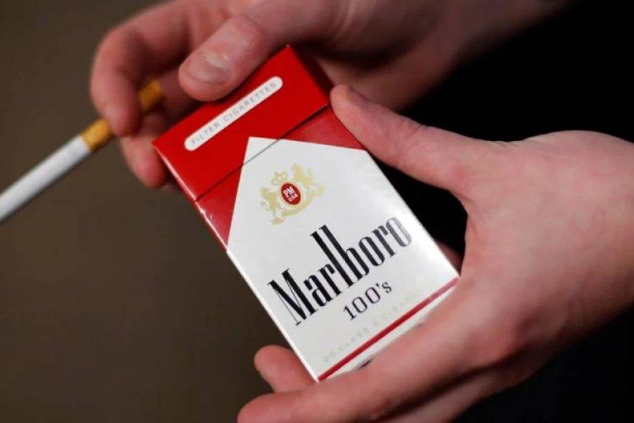 Adiós al Mundo Marlboro: Philip Morris deja los cigarrillos