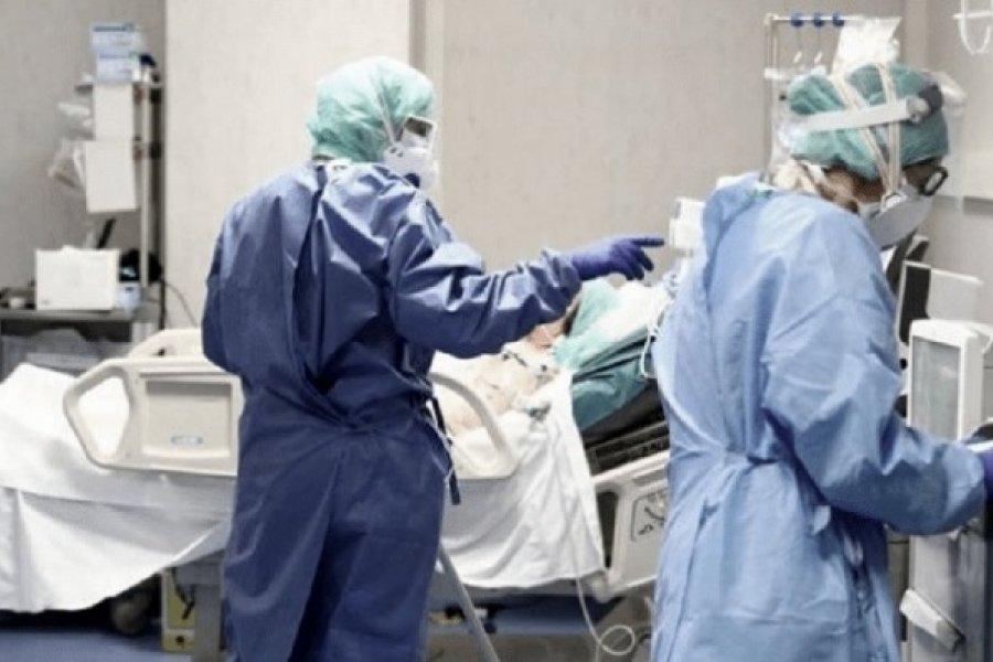 Chaco tiene 422 muertes y 1.389 casos activos de Coronavirus