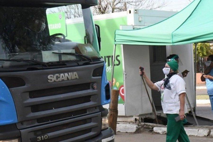 Pandemia y escalada: Corrientes supera a Resistencia en casos positivos de Coronavirus